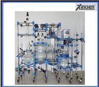 Multi-functional ultrasound reaction kettle