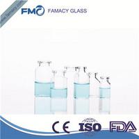 glass vial 25ml/25R clear/amber  glass vials Type 1 HC1