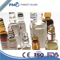 ampoule 30ml/30R clear/amber formB/C/D glass ampuls ampoule HC1