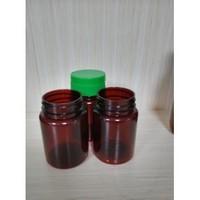 Plastic bottle for health medicine