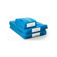 Labels for single-use sterilization wraps