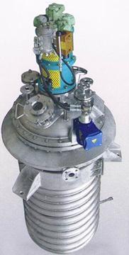 Reactor, Column and heat exchanger