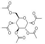 α,β-D-Glucose Pentaacetate