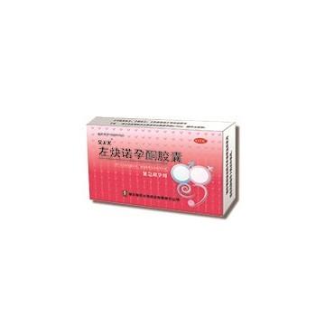 Levonorgestrel 0.75 mg Capsules