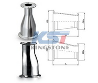 Clamped Reducer