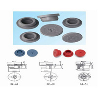 Sunshine Rubber-Butyl Rubber Stoppers for infusion