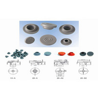 Sunshine Rubber-Butyl Rubber Stoppers for injection Vials