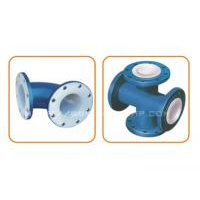 F4 PO PE Lining straight pipe and pipe fittings