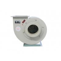 PP/RPP centrifugal ventilator