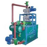 RPP roots water jet vacuum unit set