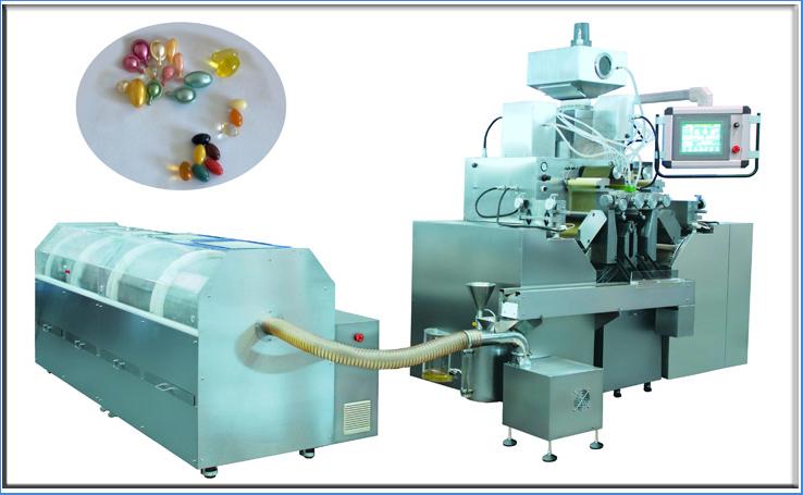 YWJ250-II Softgel Encapsulation Machine
