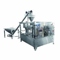 HLGD8-200/HLGD6-200 To the bag powder packaging unit