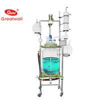 100L Double-layer Glass Reaction Kettle