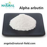 Natural CAS 84380-01-8 alpha arbutin powder