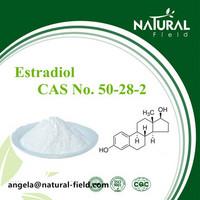 Good reliable supplier active ingredient CAS No.50-28-2 99% estradiol