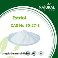 Top Quality best price Estriol powder 99% 50-27-1