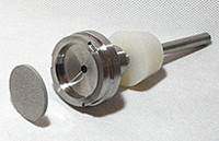 Solvent filter assembly