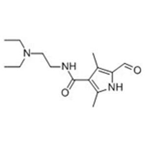 N-(2-(diethylamino)ethyl)-5-formyl-2,4-dimethyl-1H- pyrrole-3-carboxamide