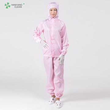 Anti Static Esd Cleaning Uniform Working Garments