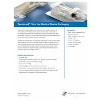 Pentamed® Films for Medical Device Packaging