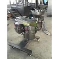 Fast granulate machine