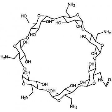 Heptakis(6-amino-6-deoxy)-beta-cyclodextrin