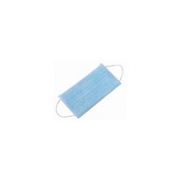 Disposable sterile mask