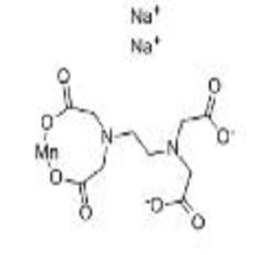 Ethylenediamine tetraacetic acid manganese sodium