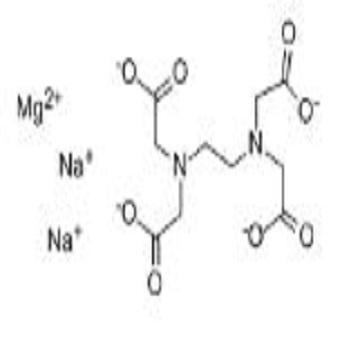 Sodium magnesium tetraacetate ethylenediamine
