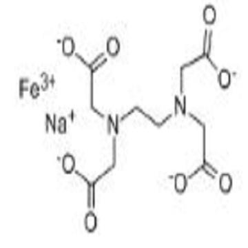 Ferric sodium tetraacetate