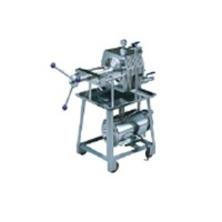 DL series stainless steel frame filter