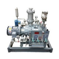 Vacuum distillation system for corrosive and high-boiling materials