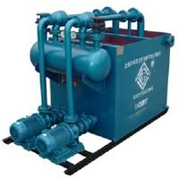 ZSWJ type water jet vacuum pump unit
