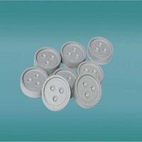Medicinal preparation polyisoprene gasket