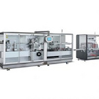 JDZ450 Automatic high speed packing box bundling production line