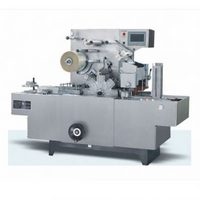 BT-350C Cellophane Overwrapping Machine