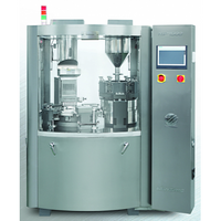 Latest automatic capsule filling machine