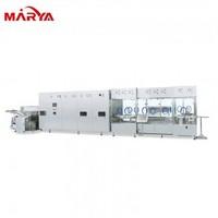 Vial filling sealing machine