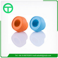 16-CX Blood Collection Tube Butyl Rubber Stopper