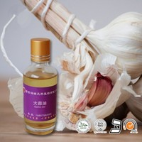 Factory supply best quality natural garlic oil allicin in bulk