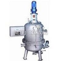 Automatic backflush Filtering machine