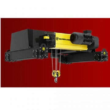 NWH-D low Headroom Wire Rope Electric