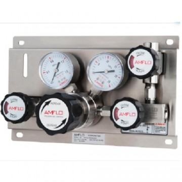 PS110 series single-sided gas control panel