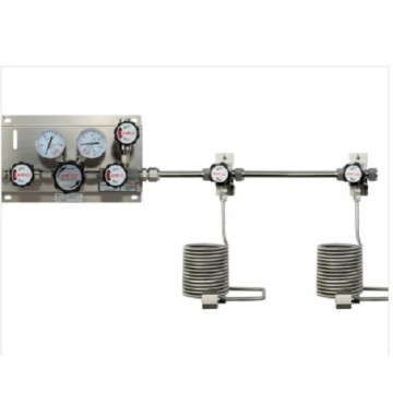 MPS110 series single-sided gas manifold system