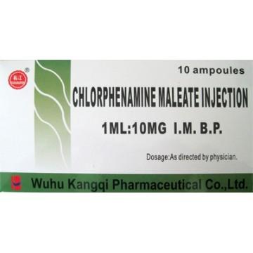 Chlorphenamine Maleate Injection