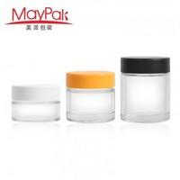Customized childproof 30ml 60ml 90ml Empty Glass CBD Bottle -Maypak