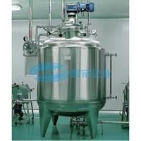 Automatic pharma oral liquid plant capacity 50L-20000L