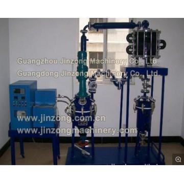 Pilot Glass Lined Reaction Plant