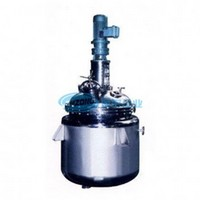 Stainless Steel Synthesization Reaction Tank Pressure Vessel Reactor