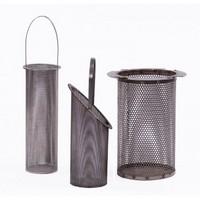 Add to CompareShare Cast Basket Strainer DN 65 PN 16 DUPLEX STAINLESS STEEL 2205